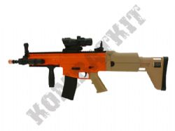8902A FN Scar Style Combat Rifle Airsoft BB Gun Legal Colours